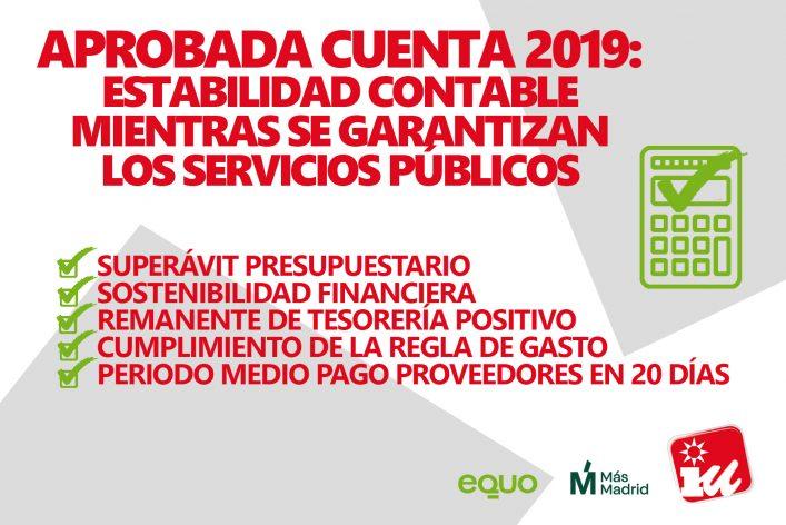 Cuenta 2019
